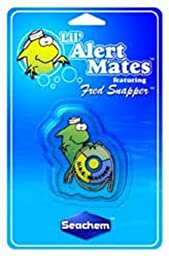 Lil' Alert Mates - Fred Snapper 1 Year Monitor LM