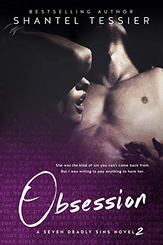Obsession (Seven Deadly Sins Book 2) (Seven Sexy Sins)