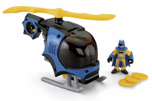 Fisher Price Imaginext Super Friends Batcopter