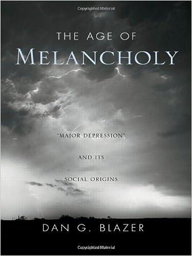 WHAT IS MELANCHOLIA?
