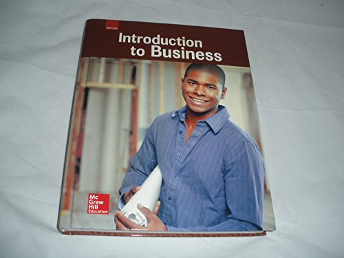 Glencoe Introduction to Business, Student Edition (BROWN: INTRO TO BUSINESS)