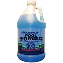 Champion Non-Toxic Swimming Pool Anti-Freeze - 1 Gallon