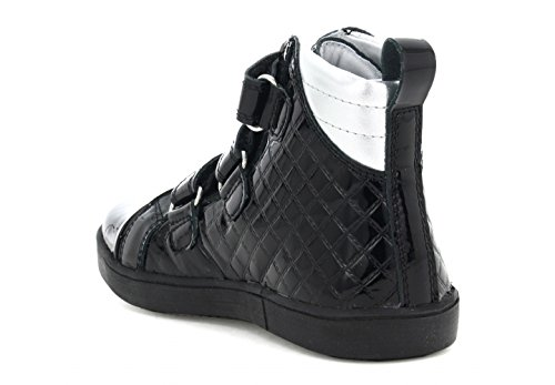 Little Kid//Big Kid Bartek Girls Leather Shoes Ankle Boots 14364//1HW Black
