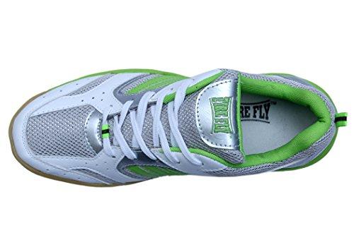 M & M Mars Badminton Scarpe Firefly velocità con importati crape Phylon suola