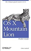 OS X Mountain Lion Pocket Guide Front Cover
