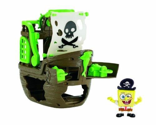 Imaginext SpongeBob SquarePants The Flying Dutchman Ship Pre