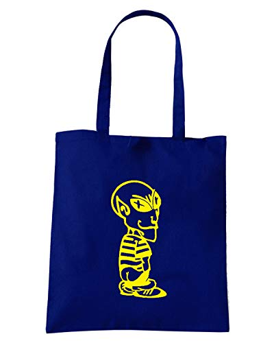 Navy CALVIN Borsa FUN0542 Shopper Blu ALIEN Shirt Speed wnfAv4q1Bx