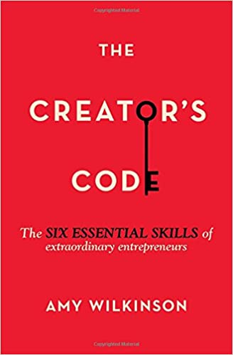 The creators code the six essential skills of extraordinary the creators code the six essential skills of extraordinary entrepreneurs amy wilkinson 9781451666076 amazon books fandeluxe Choice Image
