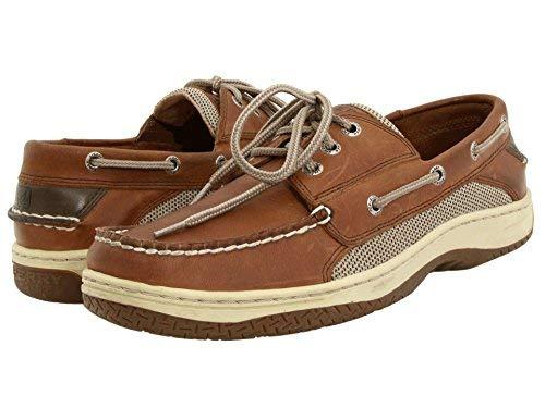 SPERRY Top-Sider Men's Billfish 3-Eye Boat Shoe Dark/Tan