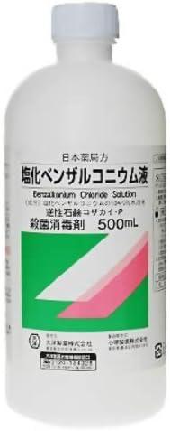 塩化 ベンザ ルコ ニウム 新型 コロナ