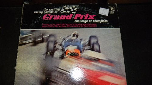 The Exciting Racing Sounds of Grand Prix Challenge of Champions