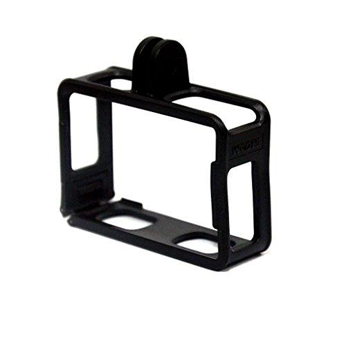 Yifant for SJCAM SJ8 Original Protective Frame Holder with Base Mount for SJ8 Air / SJ8 Plus / SJ8 Pro Action Cameras Accessories