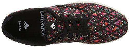 Cruiser Wino Emerica Uomo X Scarpa print Shoes Black Skate Lt Fos B4gERq