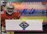 2013 Limited Silver Spotlight #223 Marcus Lattimore Autograph Jersey Card Serial #'d/49