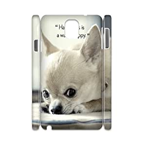 FLYBAI Chihuahua Phone 3D Case For Samsung Galaxy note 3 N9000 [Pattern-1]