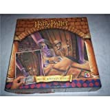 Harry Potter and the Sorcerer's Stone 300 Piece Mystery Puzzle with Magic Decoder