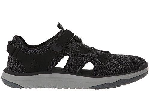 Teva(テバ) レディース 女性用 シューズ 靴 サンダル Terra-Float Travel Knit - Black [並行輸入品]