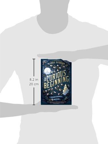 A-Curious-Beginning-A-Veronica-Speedwell-Mystery