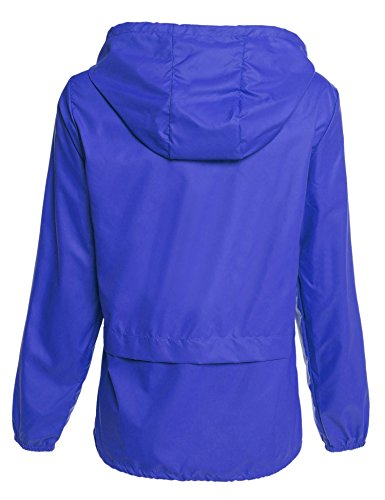 Soteer Giacca Royal Soteer Donna Blue Giacca 7qwOrUT7W