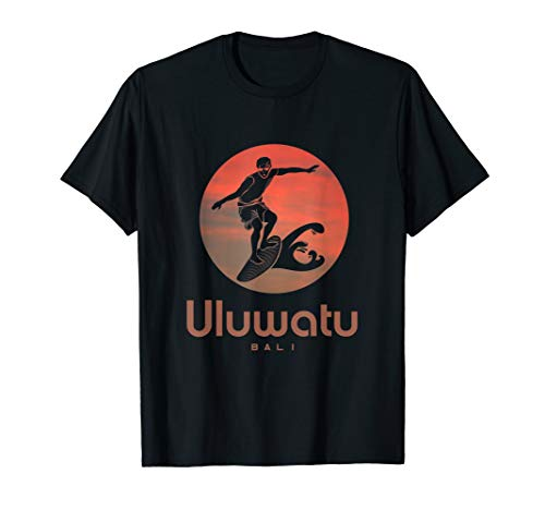 Bali Windsurfing Surfing Surfers Surf Uluwatu   T-Shirt (Best Surf Spots Bali)