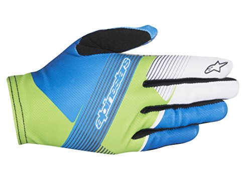 F white Royal lite Blue Alpinestars Homme Gants De Profondeur Green bright qOxC5Z8