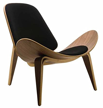 Delicieux Hans Wegner Inspired Shell Chair Modern Classic Shell Chair