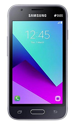 Samsung Galaxy J1 Mini Prime J106M Unlocked GSM 4G LTE Quad-Core Dual-SIM Phone - Black (Unlocked Samsung Mini 4 G compare prices)