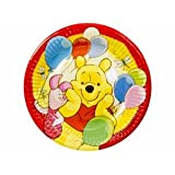 Disney Winnie The Pooh Plates Set (20cm) 8pcs