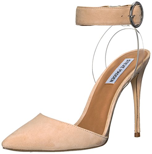rojo Altas ante para Madden Steve Zapatillas rosado Mujer DIVA01S1 qYZt7
