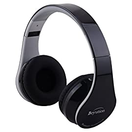 New Black/Red/White/Blue/Yellow/Pink More Color Bluetooth Wireless Headphones HiFi Stereo- Built in Mic-Phone with Retail Package 4 New HiFi Wireless Bluetooth V4.0 Headphone Headphones headset for Cell Phone/Laptop/PC/Tablet HiFi - Best Audio Performance - Stereo - Sports - Wireless Bluetooth V4.0 Version --33 feet distance - Over the head Built-in microphone Allows clear Phone communication; Enables use as a headset. Music and phone controls ensure ease of use