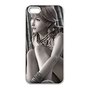 Final Fantasy III iPhone 5 5s Cell Phone Case White xlb2-290298