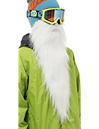 Beardski SM-50008 Merlin Face Mask, One Size, White