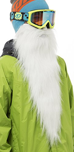 Beardski SM-50008 Merlin Face Mask, One Size, White for sale  Delivered anywhere in Canada