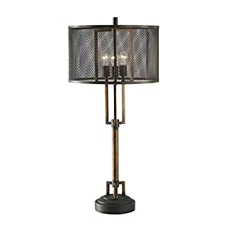 MISC Table Lamp Off/White Traditional