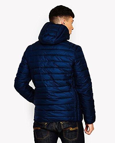 Hombre blue Abrigo azul Lombardy Ellesse dress EnwqC6Cpf
