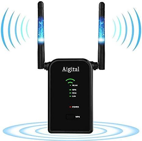 Booster Power Range 802.11n//g//b 8W Amplifier Extender 2.4Ghz WiFi Signal EDUP