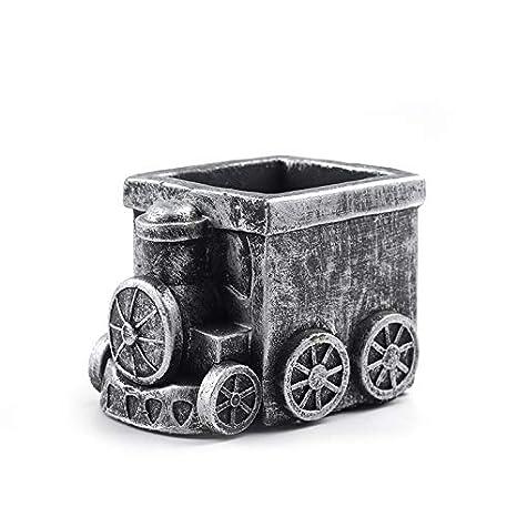 Nicole Molde de silicona Herramienta de maceta de maceta de hormigón hecho a mano Craft Cement Cement: Amazon.es: Juguetes y juegos