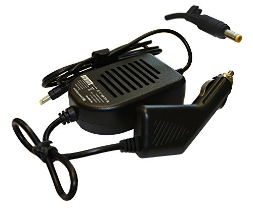 Power4Laptops DC Adapter Laptop Car Charger for HP Pavilion dm3-1108tu, HP Pavilion dm3-1109ax, HP Pavilion dm3-1109tu, HP Pavilion dm3-1110eb, HP Pavilion dm3-1110ed