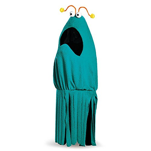 Disguise Men's Yip Yip Adult Costume, Blue, XX-Large