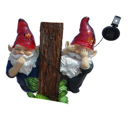 Garden Gnome String Lights in US - 3