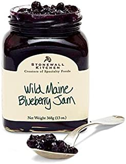product image for Stonewall Kitchen Wild Maine Blueberry Jam, 12.5-Ounce Jars (Pack of 4)
