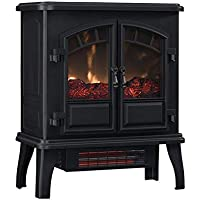 Duraflame 5,200 BTU Electric Stove with 3D Flame Effects
