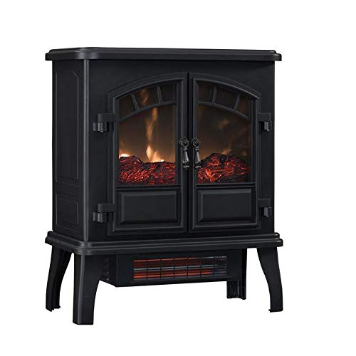 Duraflame 5,200 BTU Electric Stove with 3D Flame Effects by Dura-flame