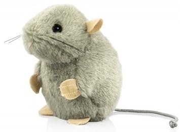 semo Peluche MSV de 05sg02 - Baby Ratón, gris: Amazon.es ...