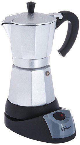Electric Cuban / Espresso Coffee Maker 6 ()