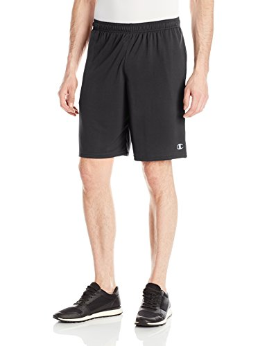 Champion Men's Core Training Short, Black, Medium