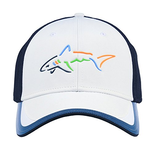 Greg Norman Soft Mesh Performance Stretch Fit - Performance Hat Fit Stretch