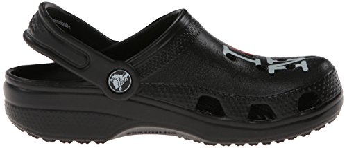 Crocs Kids 15394 I Love NY Classic Clog (Toddler/Little Kid),Black,6 M US Toddler by Crocs (Image #7)'