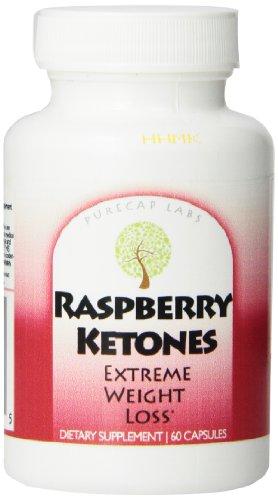 Raspberry Ketones -- Miracle Fat Burn 250mg per Serving HIGH POTENCY 60 Caps