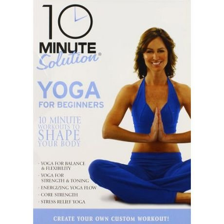 10 Ms Yoga For Beginners